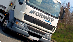 Formby Logistics and Storage
