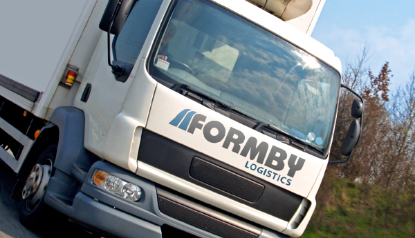 Online Enquiry - Formby Logistics